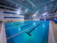 Konya Olimpiyat Yüzme Havuzu