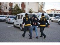 Aksaray'da aranan 3 şüpheli tutuklandı