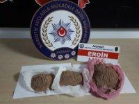 Aksaray'da eroin operasyonunda 1 tutuklama