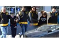 Aksaray'da 2 hırsız şüphelisi operasyonla yakalandı