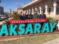 Ankara bürokrasisinden Aksaray ziyareti
