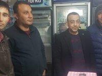 Süleyman Altan Seçim Çalışmalarını Sürdürüyor