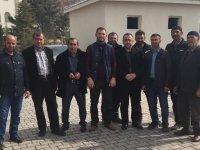 Süleyman Altan seçim çalışmalarını Kaputaş'ta sürdürdü!