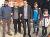 Altan seçim çalışmalarını Çulfa'da sürdürdü