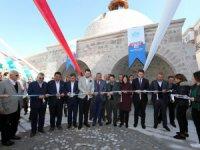 Tarihi hamam ve müzik akademisi hizmete açıldı