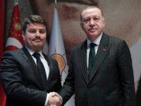 """Recep Tayyip Erdoğan: """"Aksaray Belediye Başkan Adayımız Evren Dinçer'e başarılar diliyorum"""""""