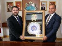 Murat Tekin'den Başkan Yazgı'ya teşekkür