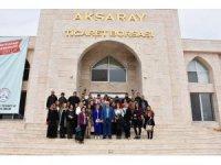 TOBB Kadın girişimcileri Aksaray'da