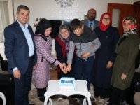 AK Parti'den özel ziyaret