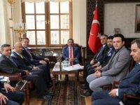 Vali Ali Mantı'ya Turizm Haftası ziyareti