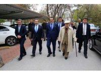 Enerji ve Tabii Kaynaklar Bakanı Dönmez, Aksaray'da