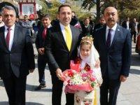 23 Nisan Ulusal Egemenlik ve Çocuk Bayramı büyük coşku içinde kutlandı