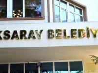 Aksaray belediyesi eğitim faaliyetlerine ara verdi