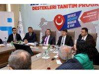Aksaray'da İl İstihdam ve Mesleki Eğitim Kurulu Toplantısı