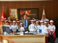 Aksaray'da  Lider Çocuk Tarım Kampı başladı