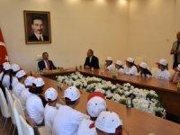 Aksaray'da Lider Çocuk Tarım Kampı devam ediyor