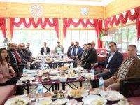 Başkan Dinçer, Meclis üyeleriyle istişare toplantısında buluştu