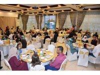 ATB çalışanları geleneksel iftar yemeğinde buluştu