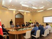Aksaray'da Trafik güvenlik toplantısı