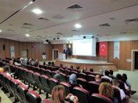 Aksaray'da obezite destek toplantısı yapıldı