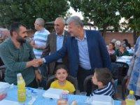 Çiftlik mahallesi sakinleri Aksaray Belediyesinin mahalle iftarında buluştu