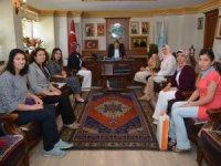 KADEM'den Başkan Dinçer'e ziyaret