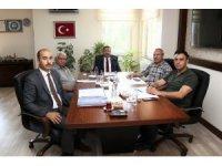 OSB Yönetim Kurulu Toplantısı Vali Ali Mantı başkanlığında gerçekleştirildi
