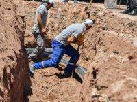 Aksaray Belediyesi, Hürriyet Mahallesinde altyapı çalışmalarında sona yaklaştı