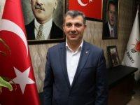 """İl Başkanı Altınsoy, """"28 bin 539 hemşerimize imar barışı hayırlı olsun"""""""