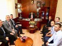 Vali Ali Mantı'dan beldelere ziyaretleri devam ediyor