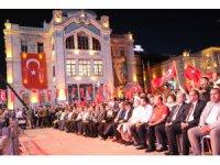 Aksaray'da 15 Temmuz şehitleri anıldı
