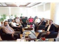 KTO kardeş oda olan ATSO ile projeleri görüştü