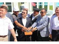 Aksaray'da ziraat odası yeni hizmet binasının temeli atıldı