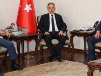 Keskin Kardeşlerden Konya Valisi Toprak'a ziyaret