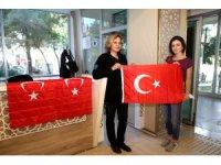 Barış Pınarı Harekatına Aksaray Belediyesinden anlamlı destek