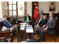 Aksaray OSB Yönetim Kurulu Toplantısı yapıldı