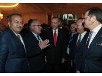ATSO ve ATB Bakü'de Aksaray'ı anlattı