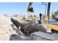 Aksaray Belediyesinden alt yapı seferberliği
