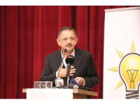 """Özhaseki: """"Baykal'dan sonra CHP'nin ekseni kaydı"""""""