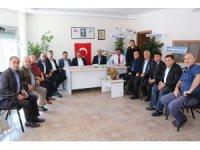 """Başkan Altınsoy: """"Muhtarlarımız hak ettiği değeri AK Parti döneminde aldı"""""""