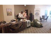 Aksaray'ın coğrafi işaret tescilli ürünleri Adana'da görücüye çıktı