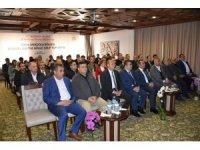 Orta Anadolu Bölgesi Bitkisel Üretim Grup toplantısı Aksaray'da yapıldı
