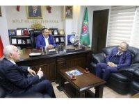 Aksaray'da pancar sorunları masaya yatırıldı