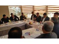 AK Partili belediye başkanları istişare toplantısında bir araya geldi