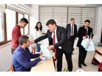 Başkan Dinçer öğrencilerle buluştu
