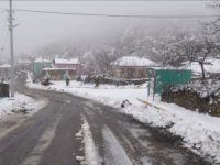 Aksaray'da kar üreticinin yüzünü güldürdü