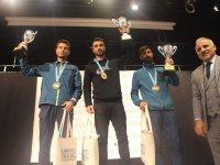 Ayhan Sağlam Başarıya Doymuyor! Yine Madalyayla Döndü