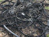Kablo Hırsızları Aksaray'da Çiftçilerin Kabusu Oldu