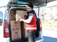 Aksaray Belediyesinden Çölyak hastalarına gıda yardımı