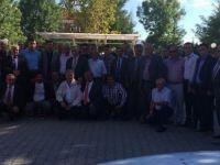 MHP Bu ayki toplantısını Ortaköy'de yaptı